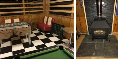 Dalavich Social Club refurbishments